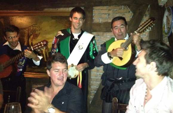 Photo : Messi et les mariachis