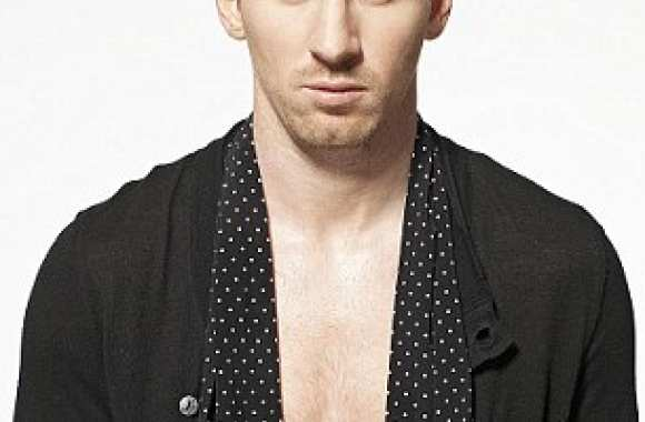 Photo: Messi fait le top model