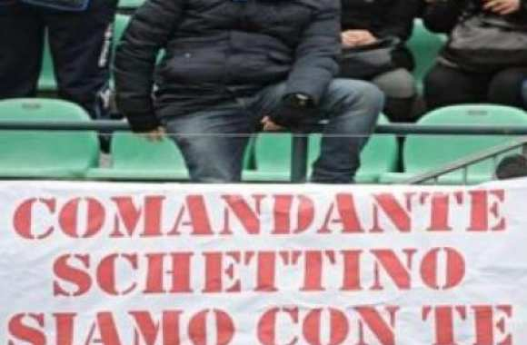 Photo: Naples soutient Schettino