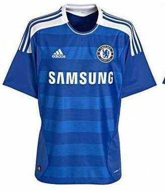 Photo: nouveau maillot Chelsea