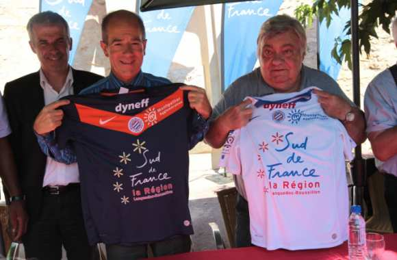 Photo : Nouveau maillot de Montpellier