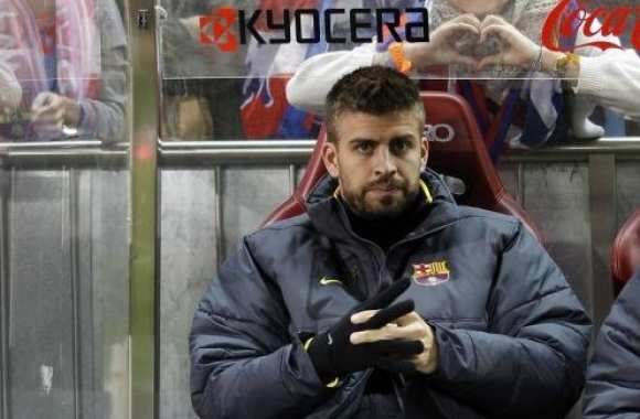 Photo : Piqué I love you