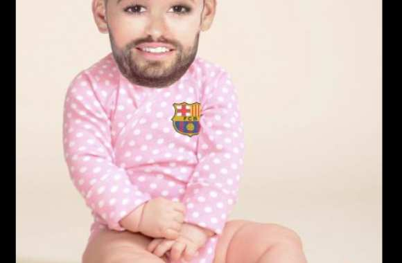 Photo: Piqué + Shakira = Shakiro