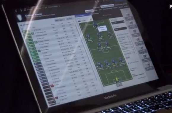 Photo : Pogba, Chelsea et <i>Football Manager</i>