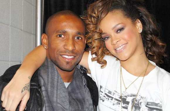 Photo : Rihanna et Defoe