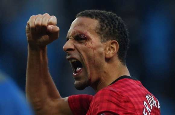 Photo : Rio « Fighter » Ferdinand