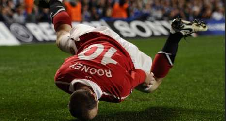 Photo: Rooney le moine Shaolin