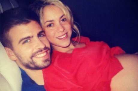 Photo : Shakira enceinte et Shakiro