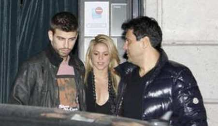 Photo: Shakira et Shakiro