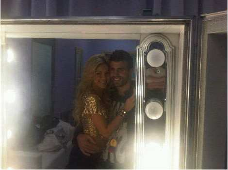 Photo : Shakiro et Shakira