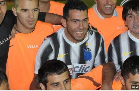 Photo : Tevez juventino