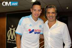 Photo : Thauvin a signé à l'OM !