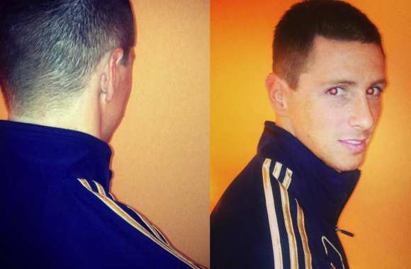 Photo: Torres n'est plus blond