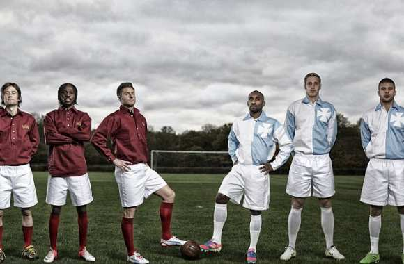 Photo : Un Arsenal – Tottenham old school