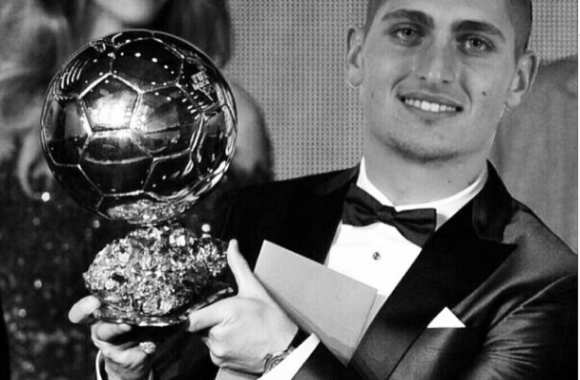 Photo : Verratti, Ballon d'Or