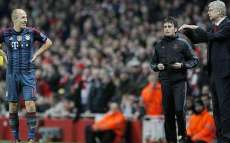 Photo : Wenger accuse Robben