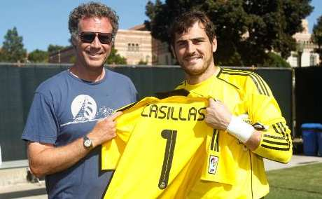 Photo : Will Ferrell et Iker