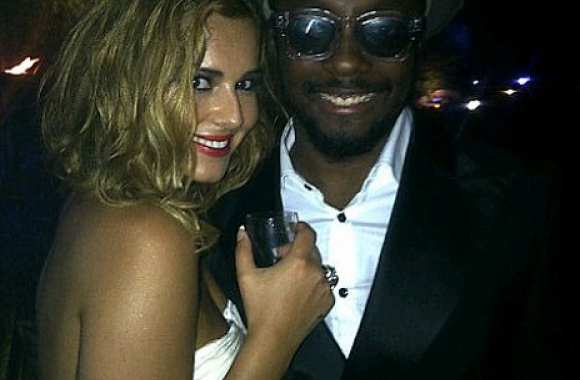 Photo: Will.i.am et Cheryl