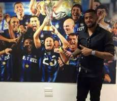 Photo : Yann M'Vila prêté à l'Inter