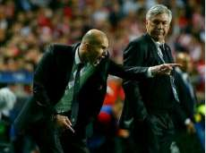 Photo : Zidane prend du gallon