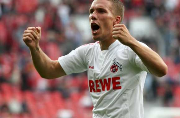 Podolski en route vers Arsenal ?