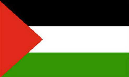 Premier match officiel en Palestine