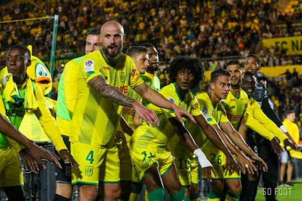 Pronostic Angers Nantes : Analyse, prono et cotes du match de Ligue 1