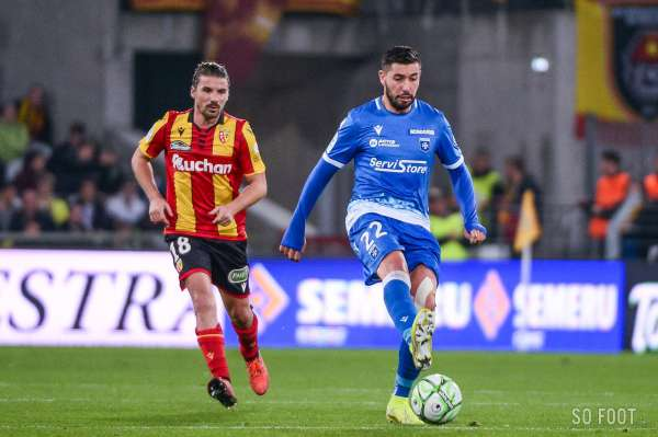 Pronostic Auxerre Niort : Analyse, prono et cotes du match de Ligue 2