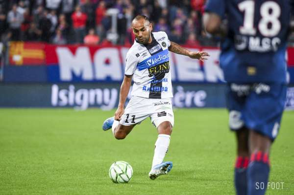 Pronostic Chambly Nancy : Analyse, prono et cotes du match de Ligue 2