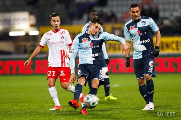Pronostic Le Havre Nancy : Analyse, prono et cotes du match de Ligue 2