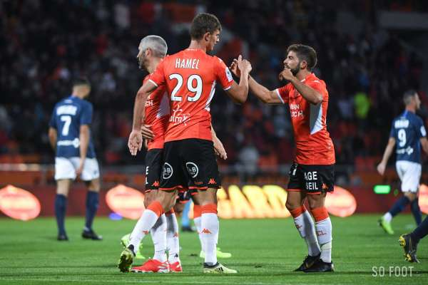 Pronostic Lorient Chambly : Analyse, prono et cotes du match de Ligue 2