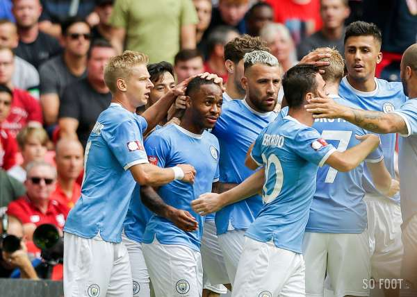 Pronostic Manchester City Tottenham : Analyse, prono et cotes du match de Premier League