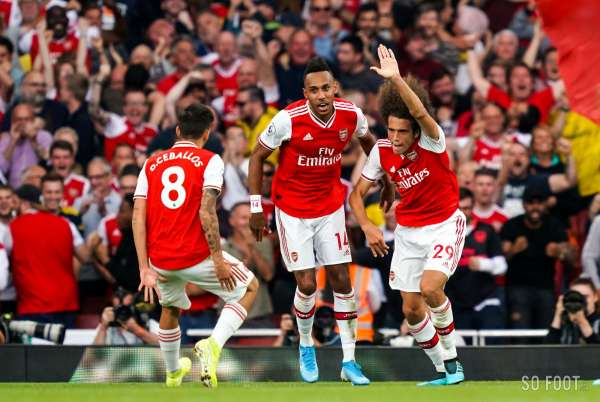 Pronostic Manchester United Arsenal : Analyse, prono et cotes du match de Premier League
