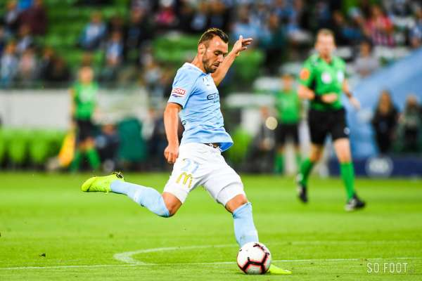 Pronostic Newcastle Jets Melbourne City : Analyse, prono et cotes du match australien de A-League