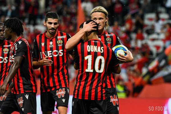 Pronostic Nice Monaco : Analyse, prono et cotes du match de Ligue 1