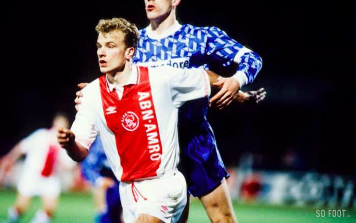 Quand Dennis Bergkamp mettait l'Europe d'accord