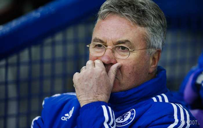 Quand Guus Hiddink disait non à Leicester