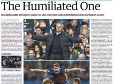 Quand Mourinho devient the Humiliated One