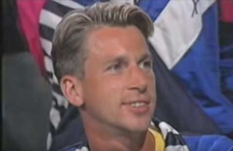 Quand Pardew chantait avant la finale de Cup 1990, Palace-Man United