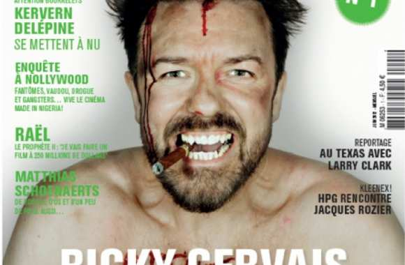 Quand Ricky Gervais parle foot