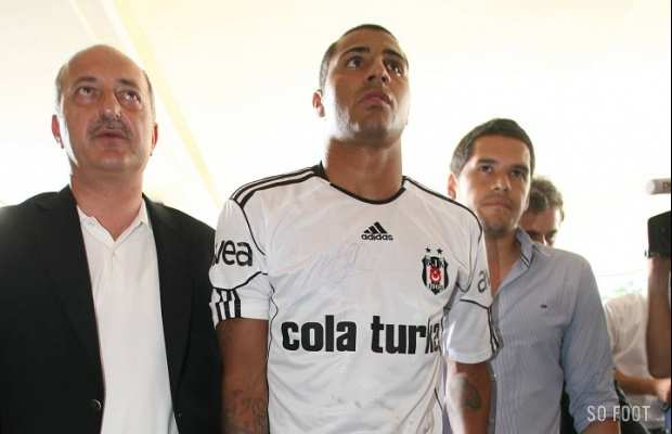 Quaresma quitte le Besiktas