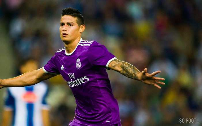 Quelle destination pour James Rodríguez ?
