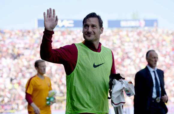 Quelle reconversion pour Francesco Totti ?
