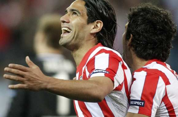 Radamel Falcao (Atletico)