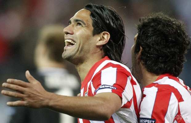 Radamel Falcao (Atl�tico Madrid)
