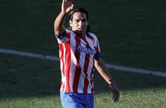 Radamel Falcao (Atlético Madrid)