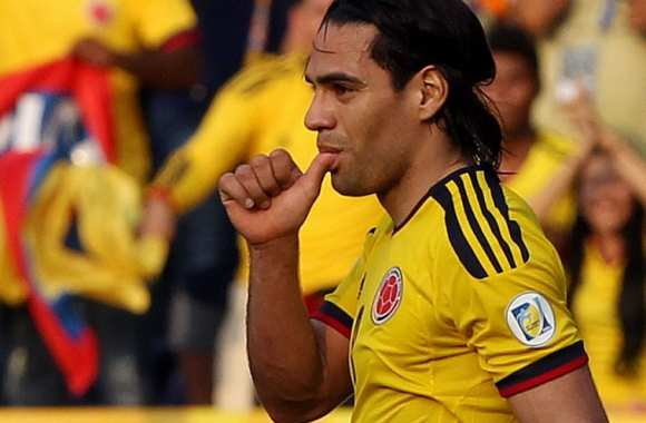 Radamel Falcao (Colombie)
