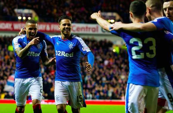 Rangers are back