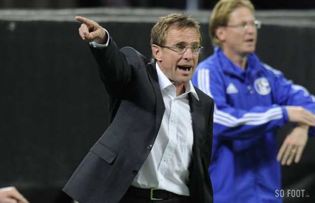 Rangnick � West Brom