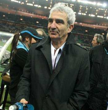 Raymond Domenech, son of a gun !